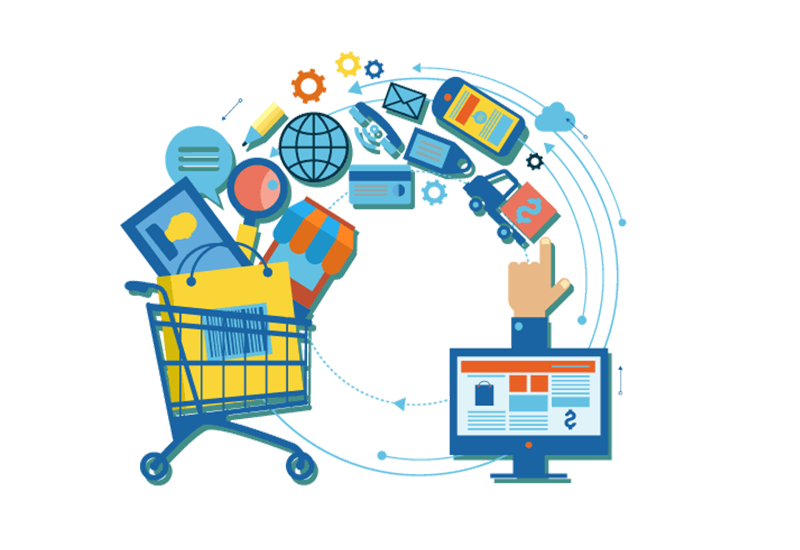 e commerce website Dubai